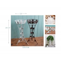 """PLANT STAND, 29.5"""""""