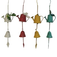 "WIND CHIME ""WATERING CAN"", 21"""