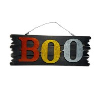 "HALLOWEEN WALL DÉCOR ""BOO"""